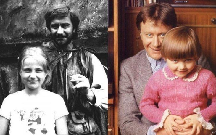 Две дочки и обе Марии. Запутанная история Андрея Миронова
