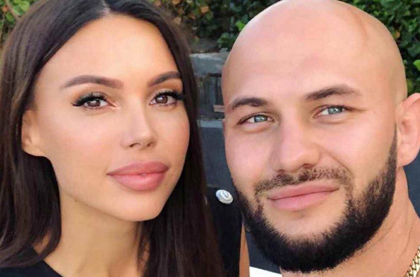 Оксана Самойлова подаёт на развод. В чём  провинился отец 4-х детей Джиган?