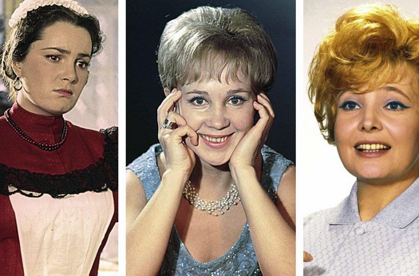 10 советских актрис, которые так и не смогли испытать материнского счастья