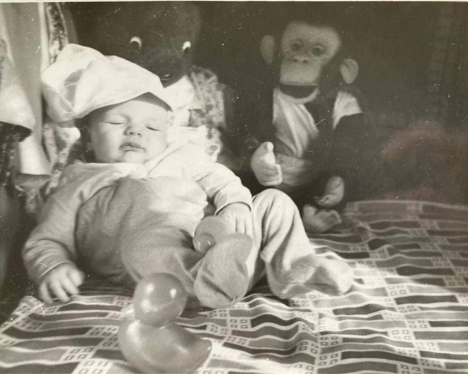 Как выглядел Андрей Апполлонов в 5 лет? Солист «Иванушки International» опубликовал архивные фото