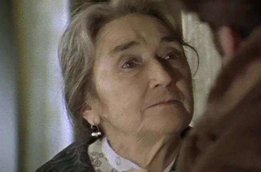 Мама Жени Лукашина из «Иронии судьбы»: Роковая судьба и одинокая старость актрисы