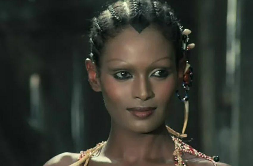 Красотка Пятница из фильма «Синьор Робинзон»: Как дочь эфиопского политика стала звездой кинематографа