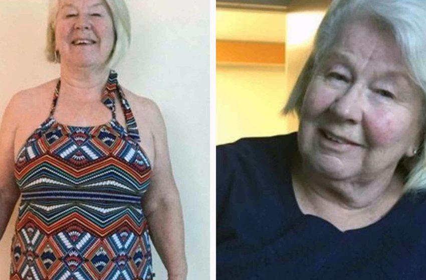 Фитнес-бабушка Джоан Макдональд похудела на 30 кг в 73 года