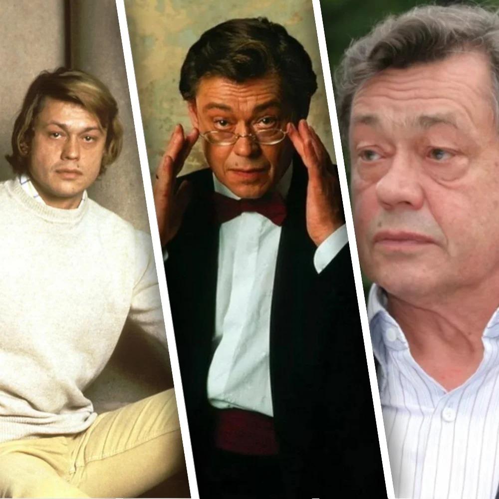 Трое внуков Николая Караченцова: как живут и чем занимаются?