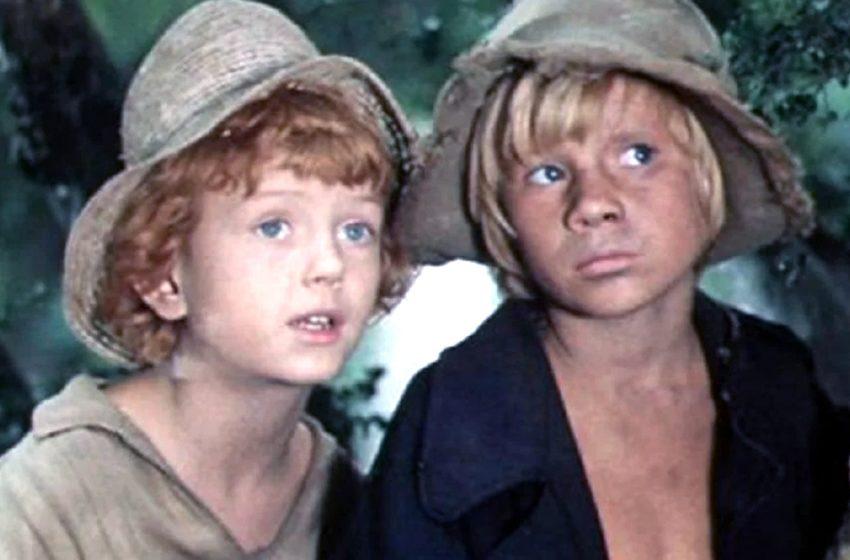 Исполнителям главных ролей в «Приключениях Тома Сойера» уже за 40: Как сегодня выглядят актёры