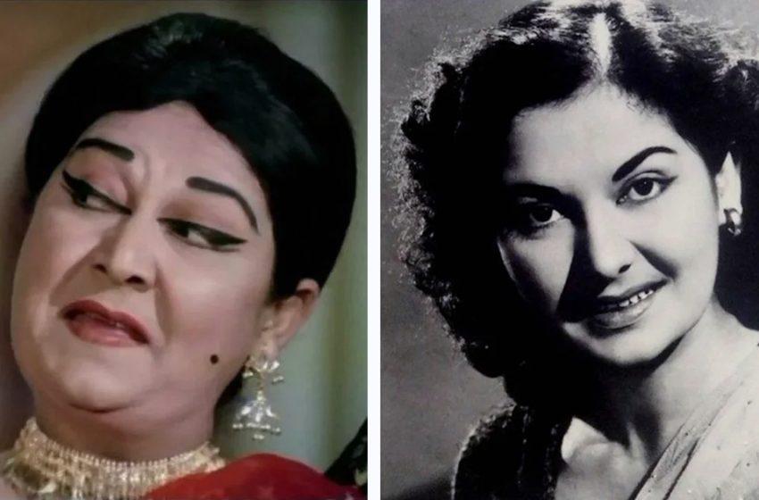 Блистательная Манорама. Как сложилась жизнь исполнительницы роли злой тетушки из индийской комедии «Зита и Гита»?