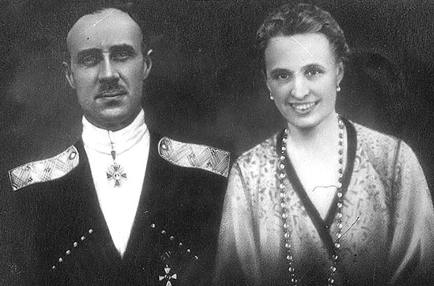 Супруга Черного барона: Что стало с  Ольгой Врангель