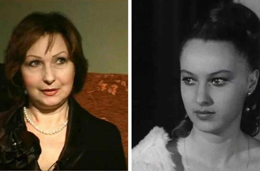 Татьяна Иваницкая: безответная влюблённость в Юрия Соломина. Как сложилась судьба актрисы?