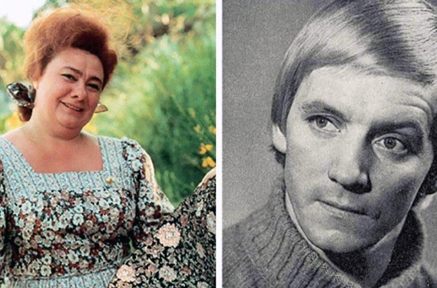 Галина Брежнева и Марис Лиепа: Печальная история любви советской принцессы