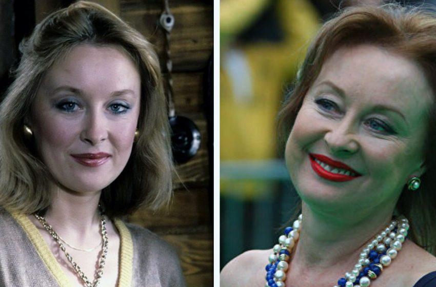 Лариса Удовиченко — актриса, которая успела сняться в 120 кинокартинах