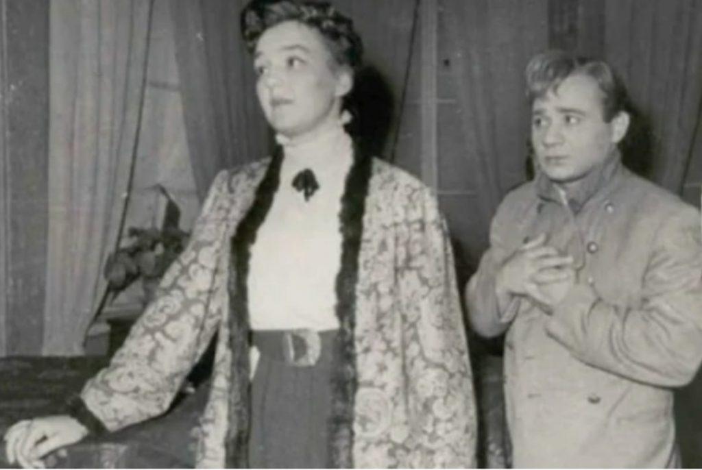 Евгений и Ванда Леоновы: любовь или «Спасибо, что позволяешь любить»