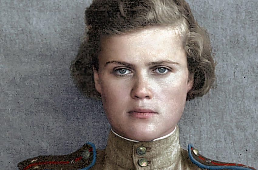 Судьба Евгении Рудневой. Вспомним легендарную лётчицу