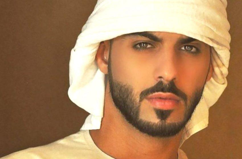 Какую выбрал жену самый красивый араб в мире