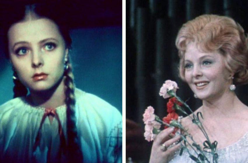 Лилии Юдиной уже 91 год. Как выглядит и живет блистательная советская актриса