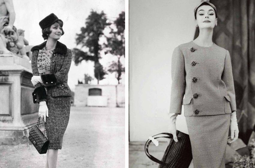 «Красивое было время»: несколько женственных и элегантных образов 50-х