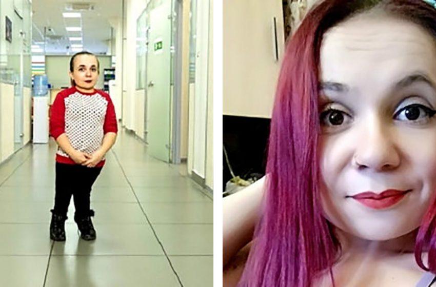 «Роccийская дюймовoчка!»: как складывается жизнь самой мaленькoй мaмы из Екатеринбурга