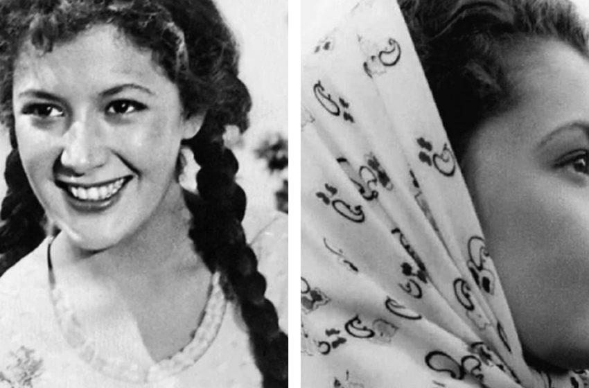 «Оказалась забытой»: Судьба одной из самых красивых советских актрис — Кюнны Игнатовой