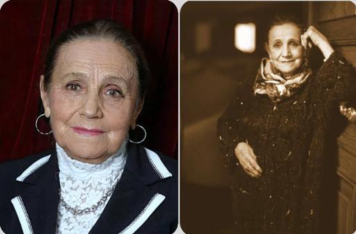 Галина Короткевич: как сейчас живёт и выглядит 99-летняя советская актриса