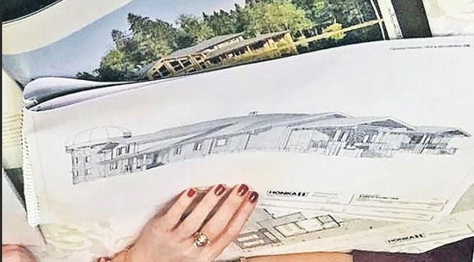 Ксения Собчак показала первые фото нового загородного дома