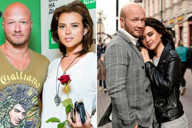 Никита Панфилов: как выглядят супруги и сын артиста