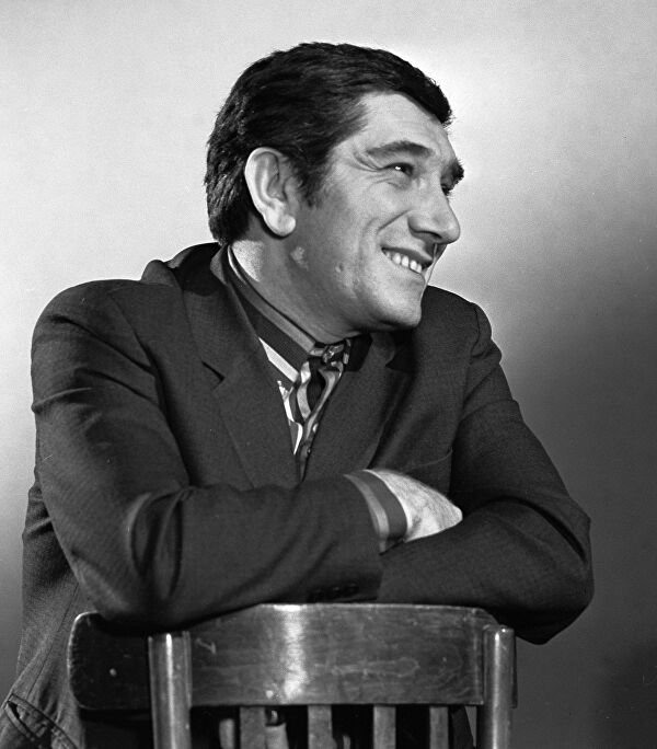 «Мы будем помнить его таким»: скончался актер Армен Джигарханян