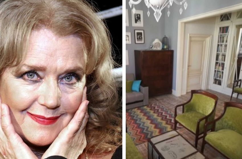 «Стало красиво и уютно»: как выглядит квартира Ирины Алферовой после ремонта