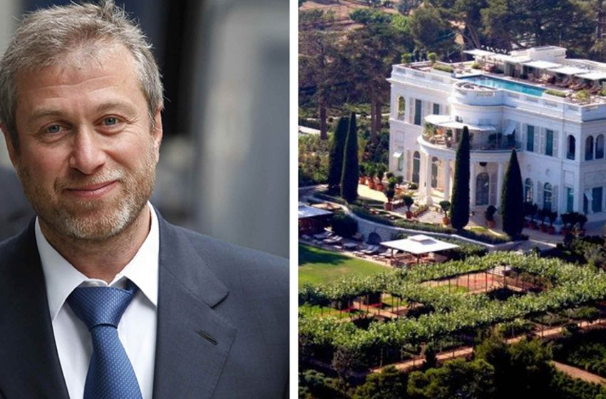 «Не в деньгах счастье?»: как выглядят роскошные владения Романа Абрамовича