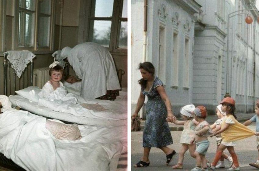 """""""Назад в прошлое"""": ностальгические фото из прошлой эпохи"""