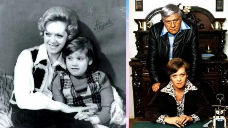 «Красивые и талантливые»: как выглядят взрослые внуки Алисы Фрейндлих