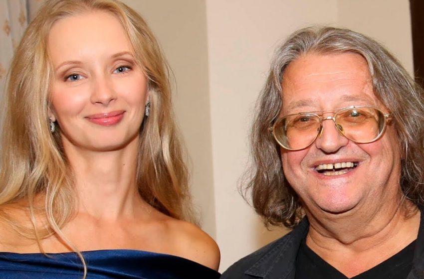 «Ему 71, а ей- 39»։ роскошная жизнь молоденькой красавицы-жены Градского, которая подарила ему двоих детей