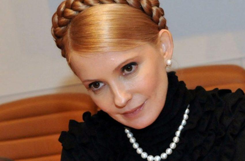 «В косынке и без макияжа»։ в Сети не узнали Юлию Тимошенко без фирменной прически
