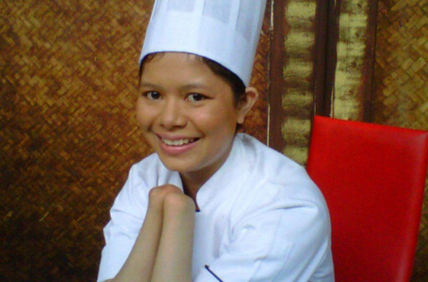 История невероятного успеха: филиппинка с ампутированными руками стала шеф-поваром