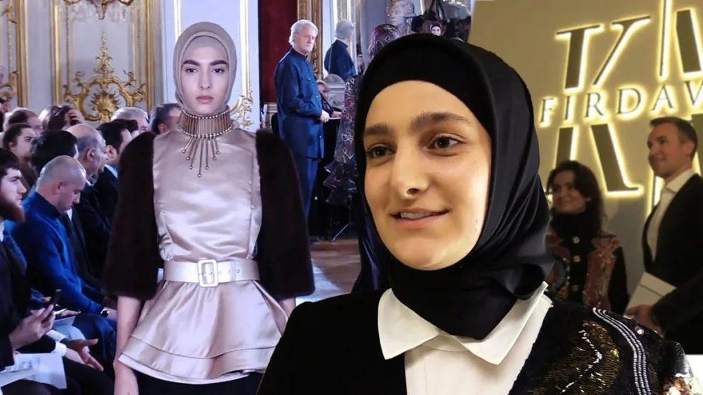 «Жемчуг, золото и бриллианты»: роскошный стиль дочери Рамзана Кадырова