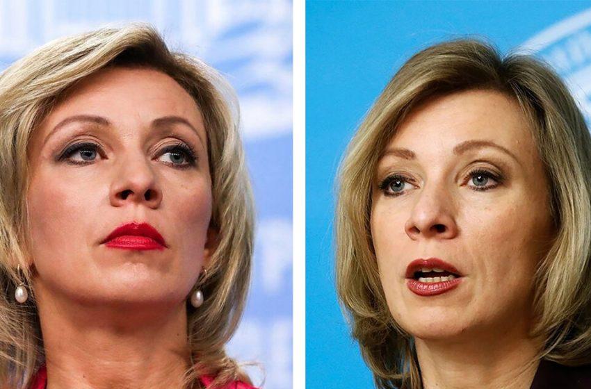 «Модная блондинка Кремля»: что приводит в восторг в образах Захаровой американцев
