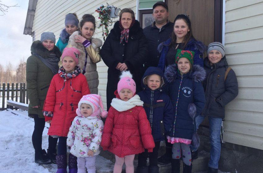 «45 лет, а на вид все 70!»: Светлана Ковалевич из Украины стала матерью 19-ти детей