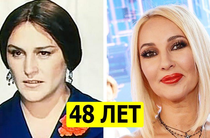 «Разница колоссальная!»: Пользователи сравнили сегодняшних звезд с артистами СССР в одно возрасте и пришли в ужас