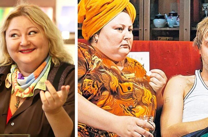 «Больше не похожа на его маму»: Как муж красавец заставил похудеть Юлию Сулес на 25 кг