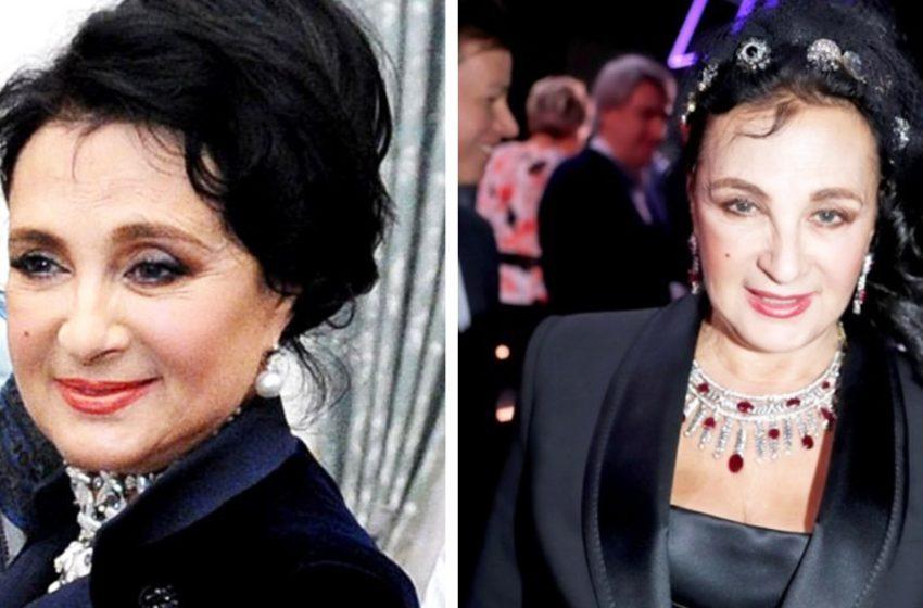 «Все еще достойна звезд»: Ирина Винер отметила День рождения с ярком образе с розовым мини