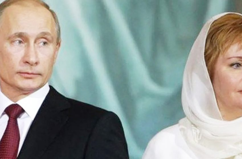 «Променяла президента на малолетку»: С кем и где сейчас Людмила Путина