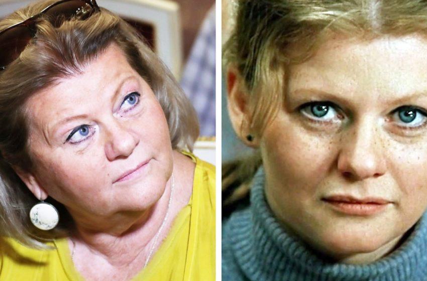 «А глаза-то мамины»: Как выглядят сыновья одной из самых красивых актрис СССР Ирины Муравьевой