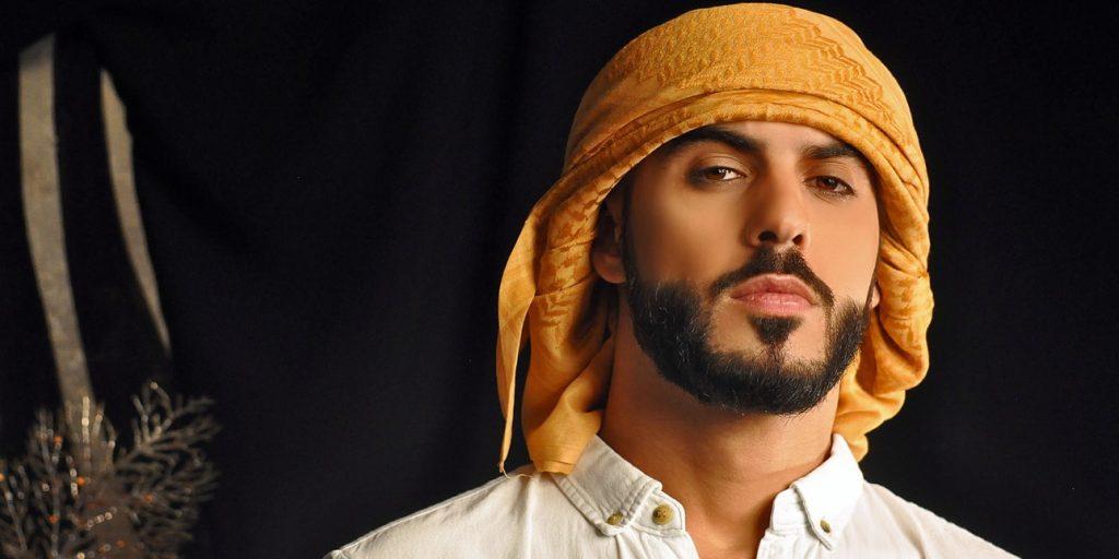 «Выгнали, чтобы не искушал мусульманок»: Почему самого красивого араба в мире Омара Боркана «выгнали» из страны?