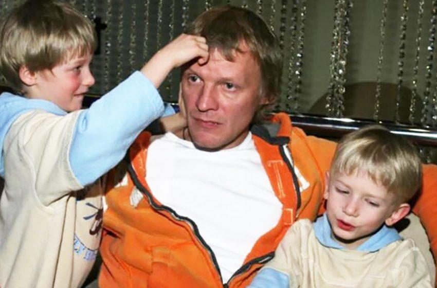 «Семья отдельно, Родина отдельно?»: Серебряков развеял слухи по поводу его семьи