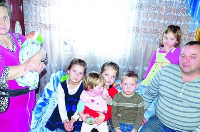 «Как они все помещаются в одном доме?»: Мать-рекордсменка из Ровно рассказала, как родила 19 детей