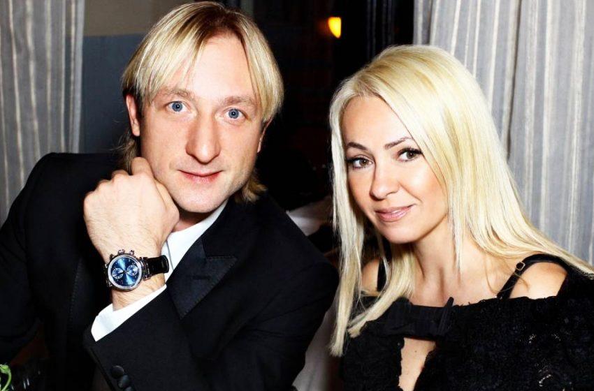 «Такой маленький, а уже звезда»: Рудковская показала растущего Арсения Плющенко